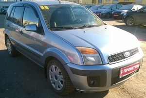 Фото: Продаю Ford Fusion 2006 г.